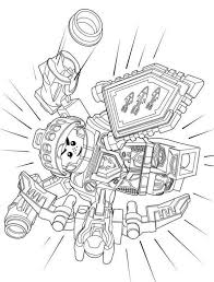 Lego Nexo Knights Coloring Sheets Luxury Nexo Knights Coloring Pages