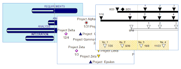 Project Schedules Milestones Professional Product Information Project