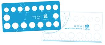 Mobile Ring Size Chart Ring Sizing Chart Australia Www Bedowntowndaytona Com