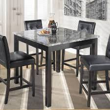 cool maysville square counter height dining table and stools set bar stool dining table attractive 3 piece rectangular dining room