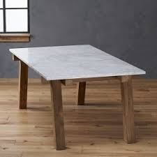 marble top wooden dining table. dining room simple reclaimed wood table with bench in marble top wooden d