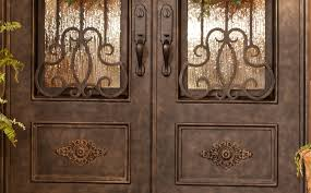 wrought iron front doorsWrought Iron Front Doors Color  Very Elegant Wrought Iron Front