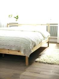 ikea bed malm bed frame high