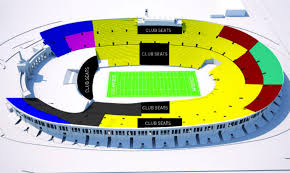 Coliseum Personal Seat License Map Inside Usc With Scott Wolf