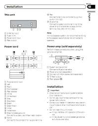 pioneer deh 1300 high power cd player service manual
