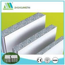 lightweight precast concrete eps cement sandwich partition wall panel