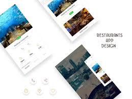 restaurant menu design app restaurant app design search by muzli
