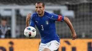 أول تعليق من كيليني على تتويج إيطاليا ببطولة يورو 2020