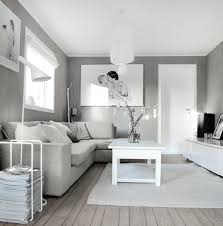 White And Grey Living Room Grey And White Living Room