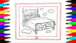 Small Picture Coloring Pages Rainbow Bedroom on Ipad l Drawing Pages to Color