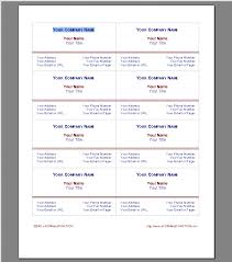 buisness card template word business cards in word 8 business cards template word job resumes