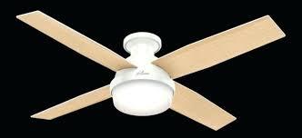 led light for ceiling fan hunter inch 2 led light ceiling fan in fresh white with led light for ceiling fan