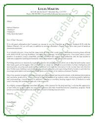 Teacher Cover Letter And Resume Inspiration Teacher's Aide Cover Letter Sample Teaching Pinte