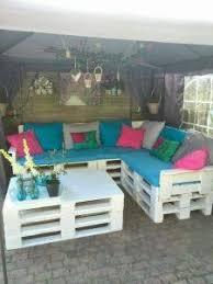 pallet furniture pinterest.  Furniture Rincones De Palets Para La Terraza Con Mucho Estilo Pallet Sectional CouchPallet  Furniture  And Pinterest E