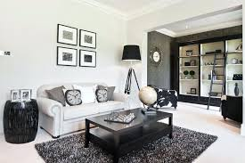 black and white home office. Ikea Black And White Striped Rug With Contemporary Area Rugs Home Office Modern Sofa Library