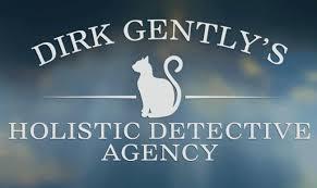 Risultati immagini per dirk gently agenzia di investigazione olistica logo