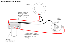 component potentiometer wiring diagram cigar box guitar guitars for d full size car stereo setup