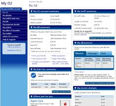phone bill example o2 billing your o2 mobile phone bills