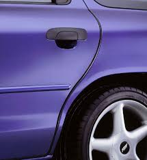 black car door edge protectors pair universal
