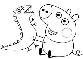 Giochi Di Colorare Peppa Pig Migliori Pagine Da Colorare