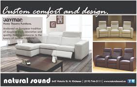 Furniture In Kitchener Specials Natural Sound
