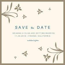 Blank Save The Date Cards Customize 4 982 Save The Date Invitation Templates Online Canva