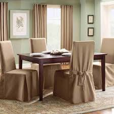 13 neutral slipcover dining room chair