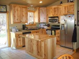 Hickory Wood Kitchen Cabinets Wood Furniture