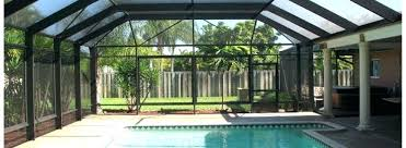 pool enclosure kits patio screen and enclosures rooms hurricane diy for pool enclosure