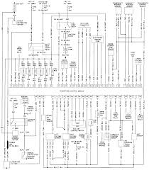 2008 Chrysler Town Country Starting Diagram