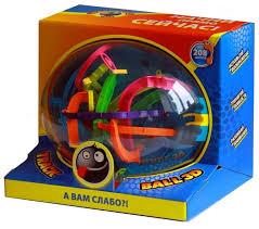 <b>Головоломка</b> Волшебный мир Лабиринт <b>Track Ball</b> 3D 208 ходов ...