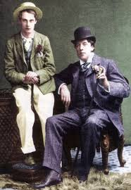 "best oscar wilde images writers sign writer and  lord alfred ""bosie"" douglas and oscar wilde"