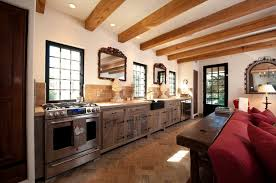 10 Rustic Kitchen Designs That Embody Country Life | Freshome.com