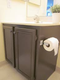 Painted Bathroom Cabinets Painting Oak Bathroom Cabinets White E2 80 93 Kitchen Designs And