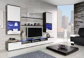 Chicago 2 Tv Wandmeubels Modern Tv Cabinet Modern Tv Wall Units