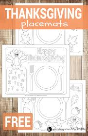 Printable on the front only. Fun Printable Thanksgiving Placemats Thanksgiving Fun Thanksgiving Placemats Thanksgiving School