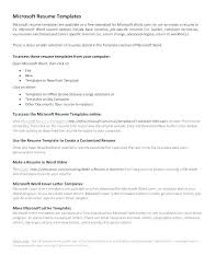 Editable Resume Templates Free Es With E Basic Word It South