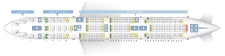 Boeing 747 8i Seating Chart Korean Air Fleet Boeing 747 8i Details And Pictures