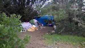 Image result for homeless, Pacifica, CA picture