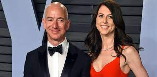 Jeff and MacKenzie Bezos are spending ...