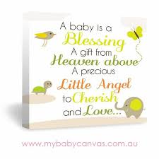 Baby Blessing Quotes Cool Baby Blessing Poems