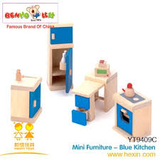 dollhouse kitchen furniture. Modren Furniture Wooden Dollhouse Kitchen Furniture U0026 Appliances By BenhoHexin Toys In 2