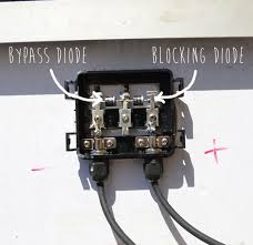 van solar panel installation and wiring vandog traveller how to properly fuse a solar pv system at Solar Panel Fuse Box