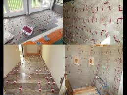 tile jobs done with t lock leveling system