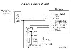 the wiimote and fez domino robotics electronics physical ircamera circuit
