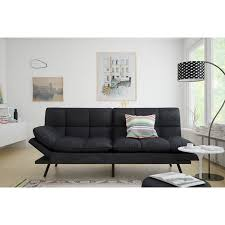 Mainstays Memory Foam Futon, Multiple Finishes - Walmart.com