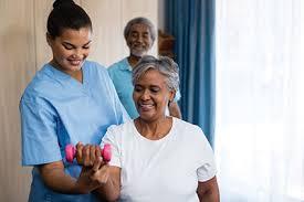 Senior Rehabilitation Services | Wesley Woods at New Albany