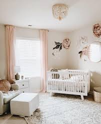 Image may contain: table, bedroom and indoor | baby | Girl nursery ...