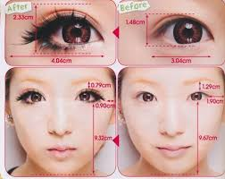 eyes transformation you makeup transform pic source the o 39 jays asian