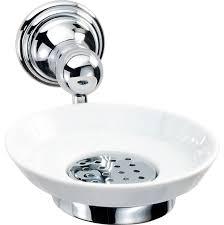 dwba wall bathroom soap dish holder soap tray soap saver porcelain